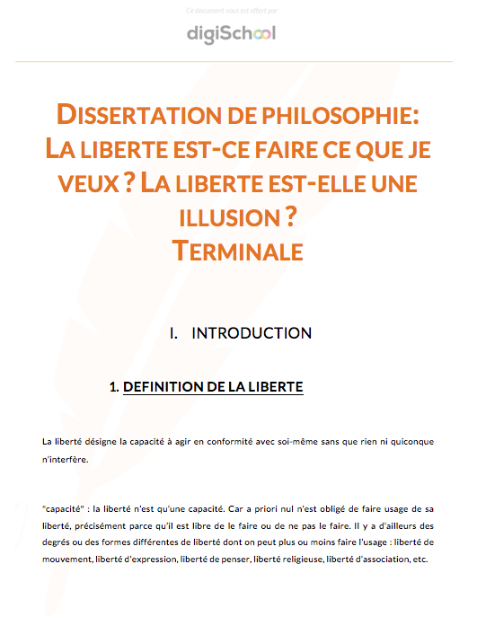 Dissertation critique exemple le survenant